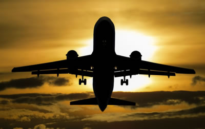 Meld overlast vliegverkeer