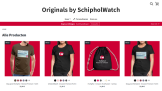 SchipholWatch Originals