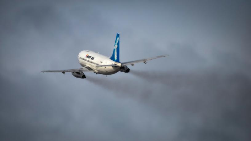 Vies vliegtuig