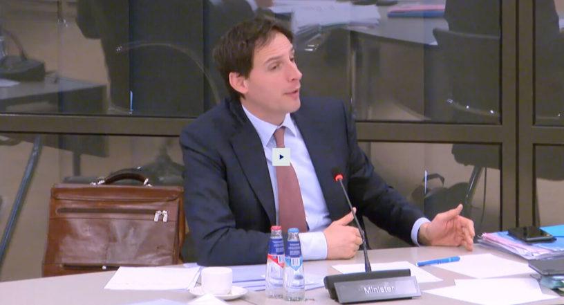 minister Hoekstra